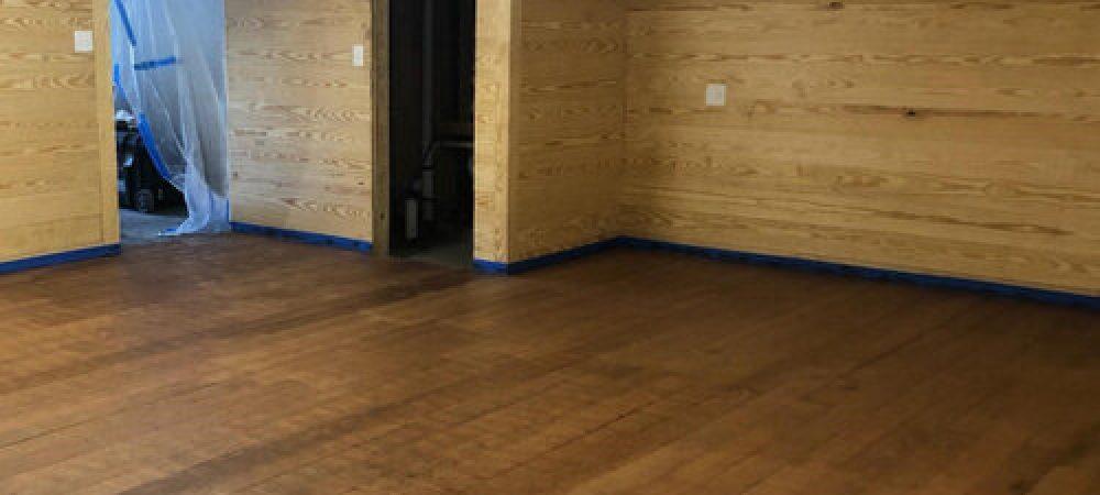 garage remodeling project