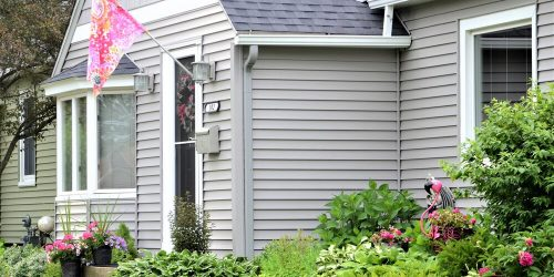 kitchen remodeling and siding